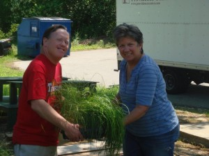 our services for adults with developmental disabilities include horticulture